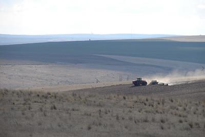 Oregon Grain Farmer
