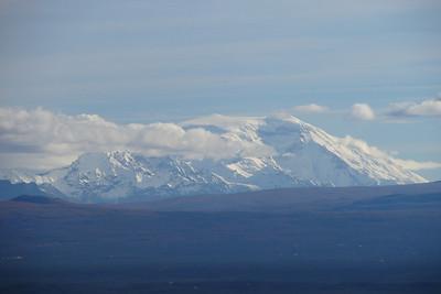 Original.  Mt Blackburn from nearly 100 miles distance.
