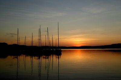 AYC Sunrise after overnight