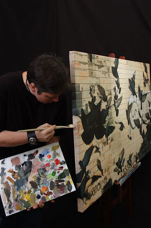 Frame a Canvas Print