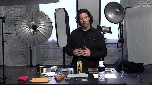 01-08-Studio Materials and Preparation