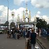 Izmailovsky Market, Moscow, Russia
