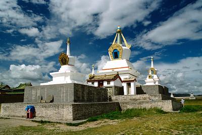 Tuva, Siberia, Mongolia+Moscow-2003