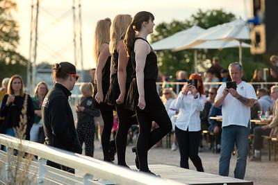 Uppvisning av Riverdance | Bro Park 160802 | Foto: Elina Björklund / Svensk Galopp