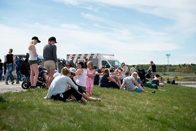 Familjedag  Bro Park 170525 Foto: Elina Björklund / Svensk Galopp