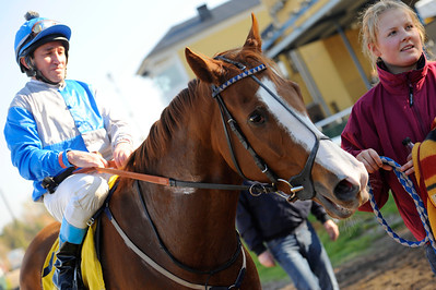 Blowing Bubbles | Jägersro 111023  Foto: Stefan Olsson / Svensk Galopp