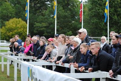 Publik Strömsholm 160924  Foto: Camilla Andersson / Svensk Galopp