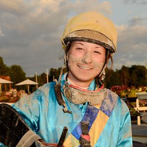 Fabienne De Geer | Täby 110709 Foto: Stefan Olsson / Svensk Galopp
