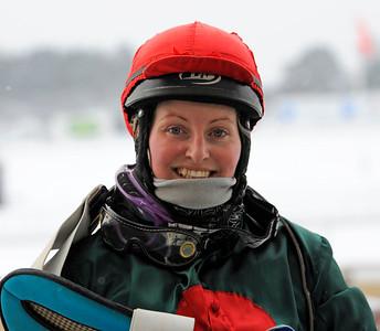 Emilie Backlund | Täby 120205 |  Foto: Stefan Olsson / Svensk Galopp