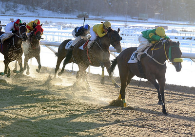 Race Ace vinner med Carlos Lopez | Täby 130120 | Foto: Stefan Uppström