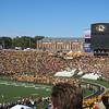 MU Football vs Iowa State