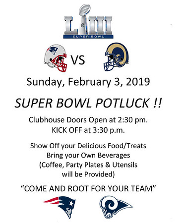 Microsoft Word - Super Bowl 2019