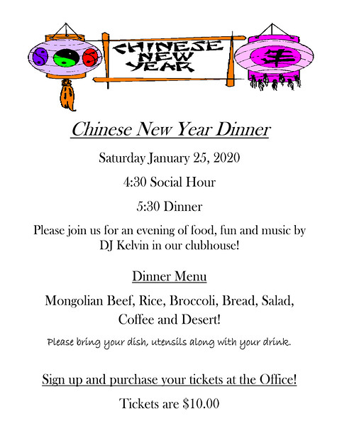 Microsoft Word - Chinese New Year dinner flyer2