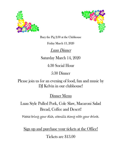 Microsoft Word - Luau Dinner Flyer