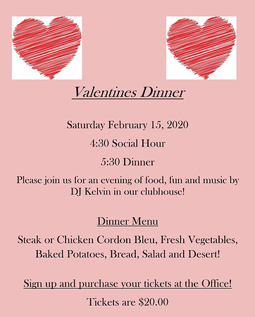 Microsoft Word - Valentine Dinner Flyer