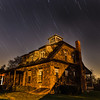 Old Life Saving Station--Star Trails