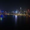 Kowloon Harbor, Hong Kong