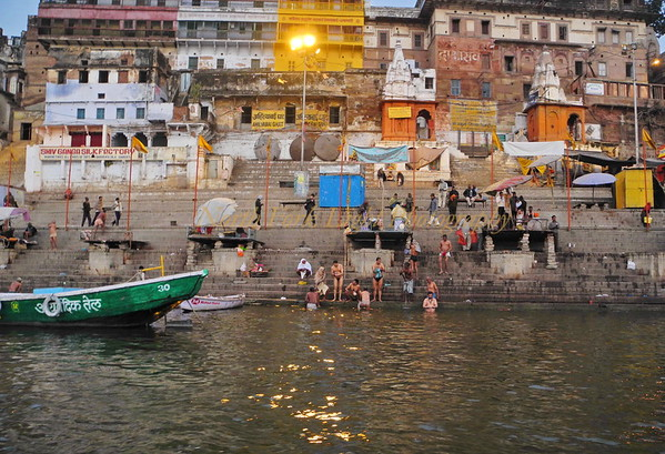 Ganges at Varanasi