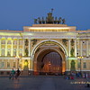 Triumphal Arch at Palace Square