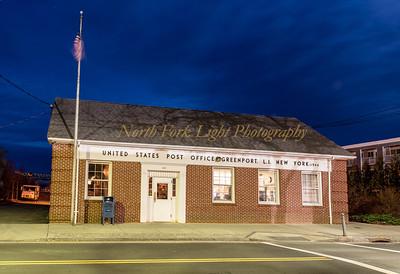 Greenport US Post Office