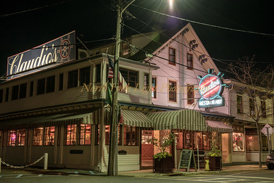 Historic Claudio's Restaurant