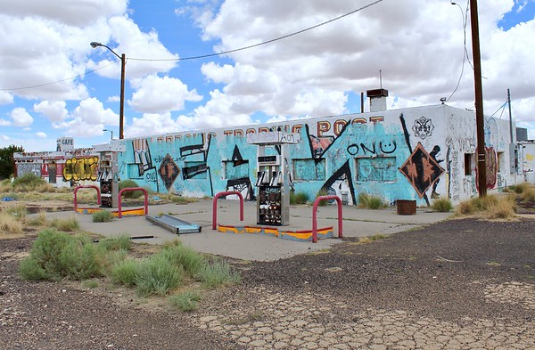 Twin Arrows Trading Post - Twin Arrows, Arizona (2018)