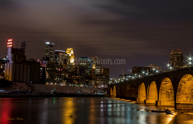 The Stone Arch Bridge