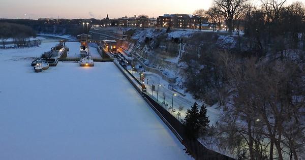 Winter - Twin Cities