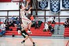 KELLY FLETCHER, REFORMER CORRESPONDENT -- Twin Valley's Jack McHale goes high for a shot during Monday night's game against White River Valley.