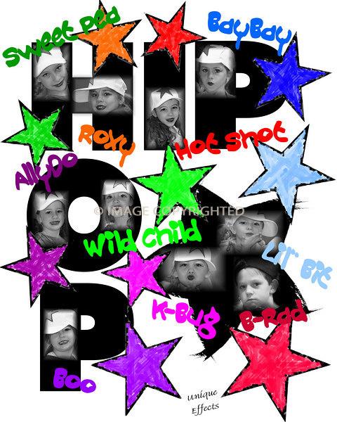 hIP hOP dANZ marker star