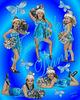 twinkle danz blue