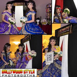 Twins Quinceañera - Melissa & Jennifer