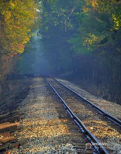 Autumn Around the Bend
