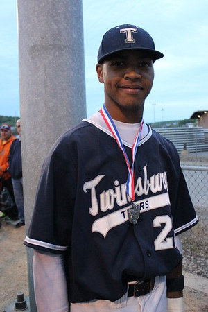 Twinsburg Tigers Playoffs 2015 Districts