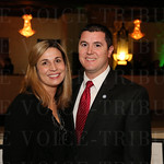 Rebecca and David Meade.