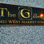The event venue was The Gillespie.
