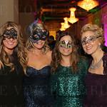 Jessica Hogan, Leslie Bender, Heather Leis and event chair Caroline Johnson.