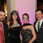 Mike Tackett, Kristen Schmidt, Stephanie and Josh Jones.
