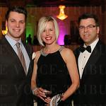 Alanson, Lisa and Eric Stumler.