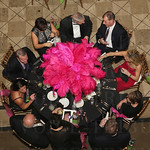 Twisted Pink Masquerade Ball.