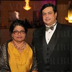 Susan and Vijay Raghavan.