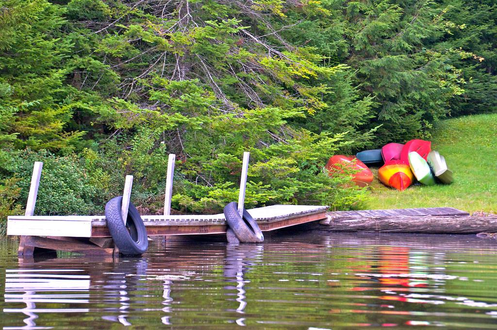 Kayak Parking