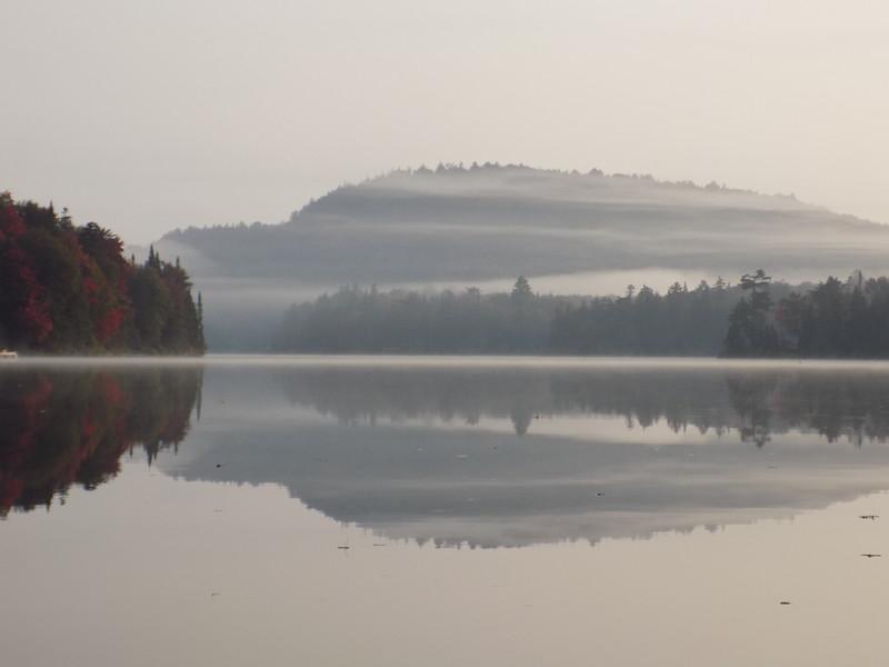 Twitchell Autumn Morning