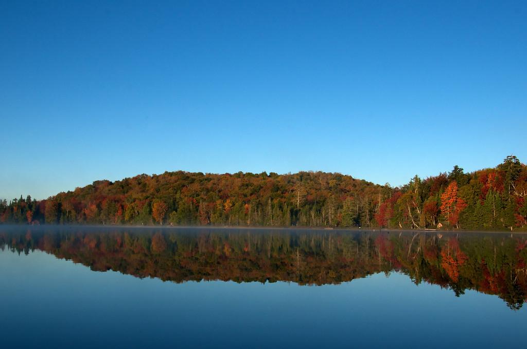 Beautiful Autumn Reflection