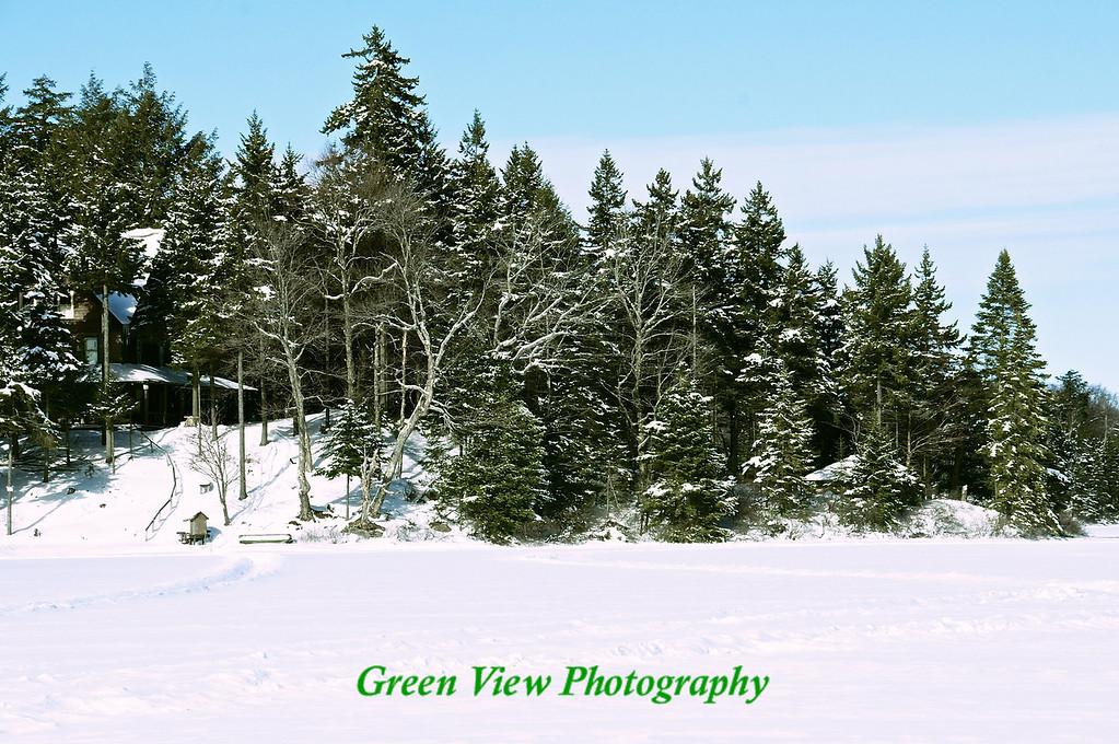 Snowy Point