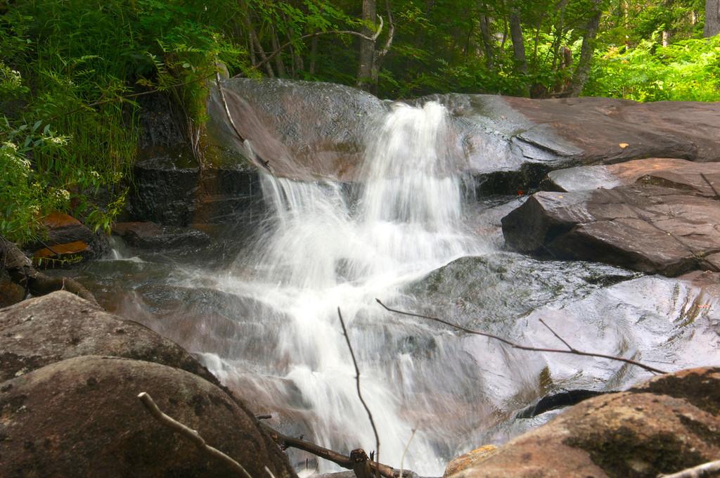 Indian Rock Water Falls