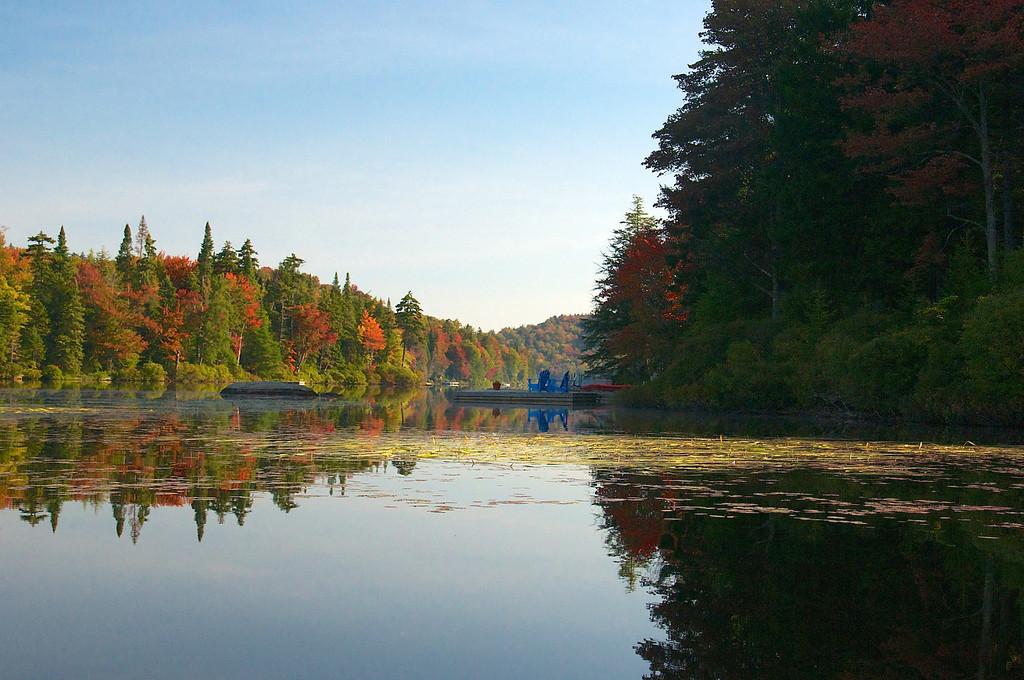 Beautiful September morning