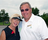 Nancy and Steve were gracious hosts for the Two Lady Scramble!