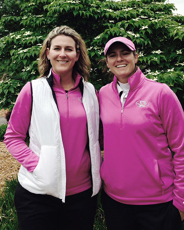 2014 Two Lady Scramble