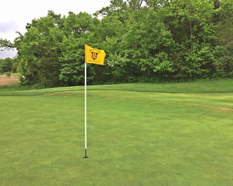 Windy conditions for the 2014 Two Lady Scramble at Old Kinderhook!
